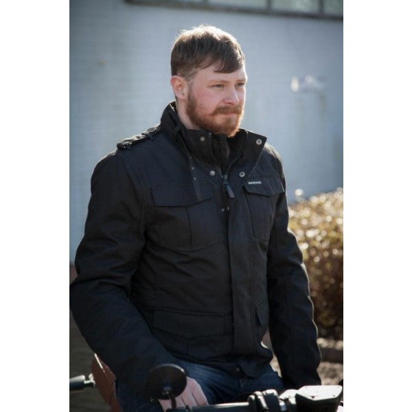 Bering Norris Jacket Black