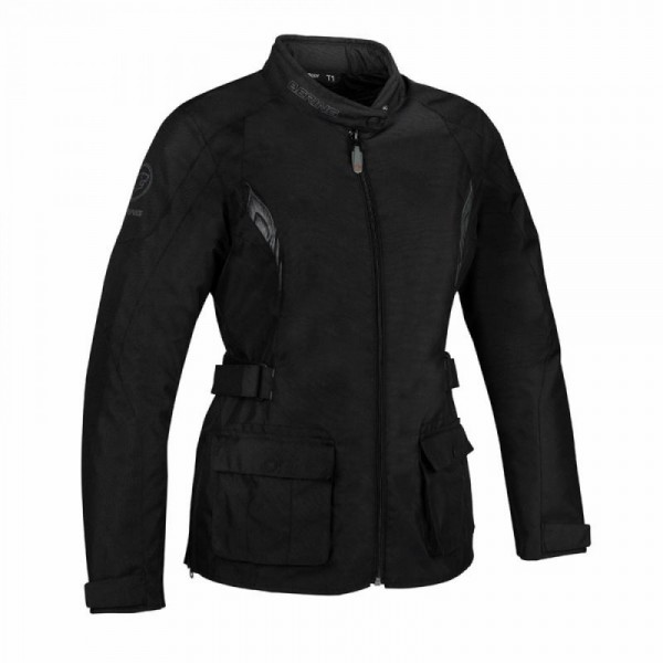 Lady Virginia Jacket Black & Grey