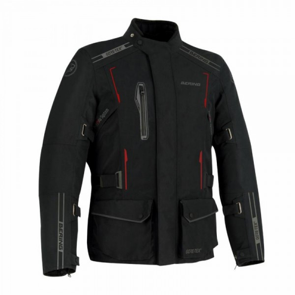 Bering Yukon Jacket Black