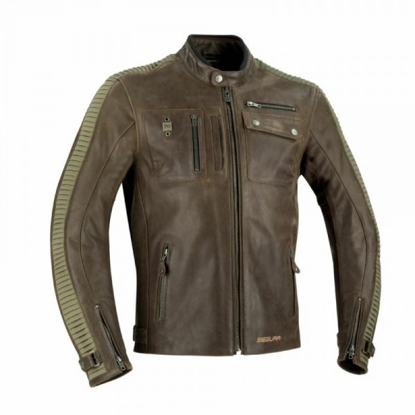 Segura Jayzer Jacket Brown