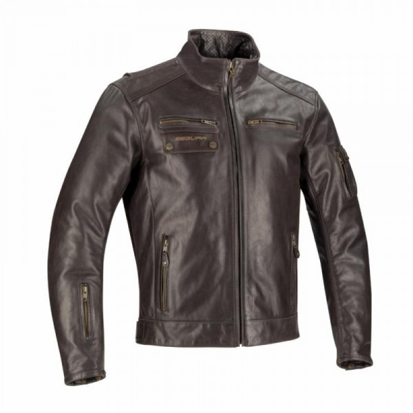 Segura Cesar Jacket Brown