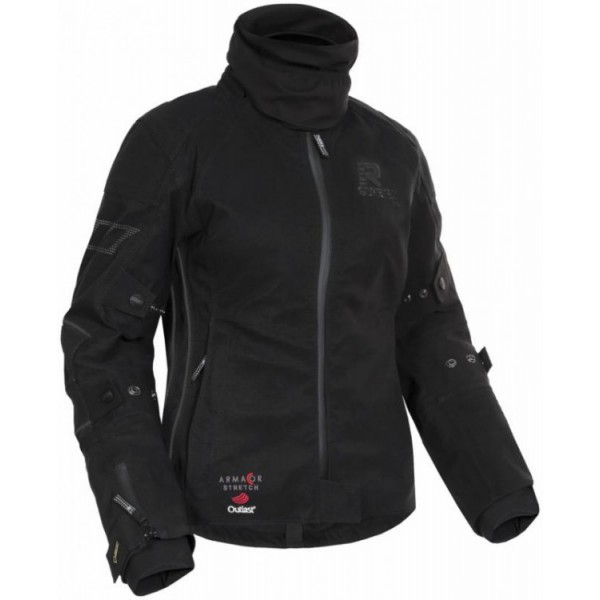 Rukka Suki Jacket Ladies Black