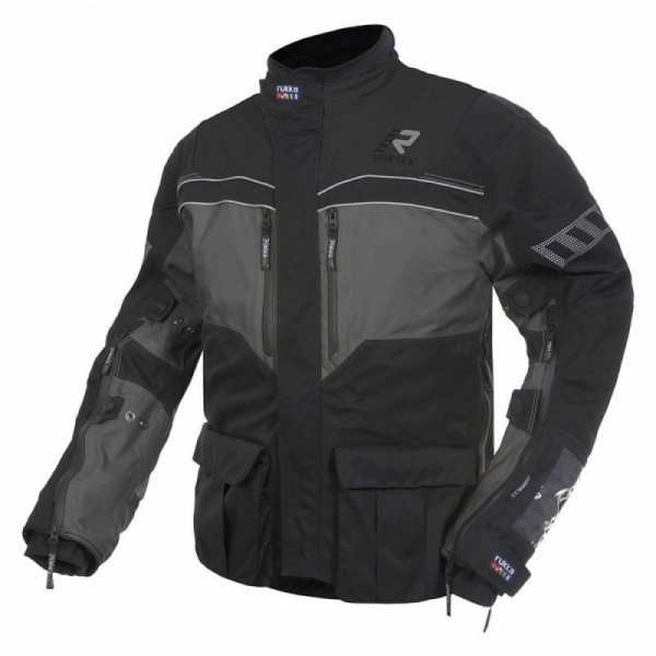 Rukka Overpass Jacket Black & Grey
