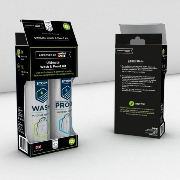Storm Ultimate Wash/proof Kit