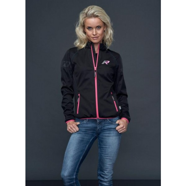 Allana Soft Shell Jacket Pink