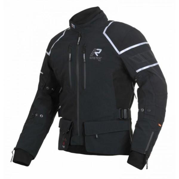 Rukka Kallavesi Jacket Black & Silver