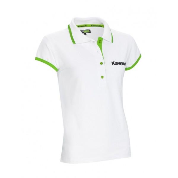 Sports Polo Short Sleeves   ♀