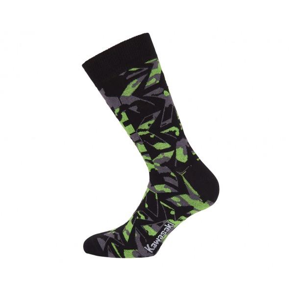 Kawasaki Camo Socks