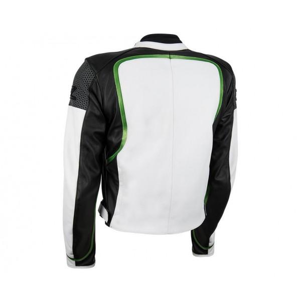 Z Leather Jacket ♀ White