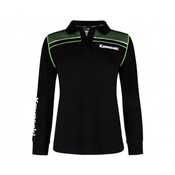 Sports Polo Long Sleeves ♀