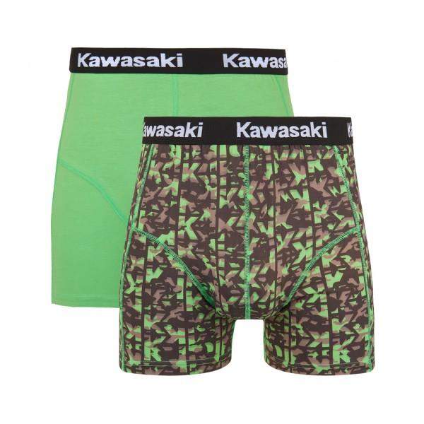 Kawasaki Camo Boxer Short Set