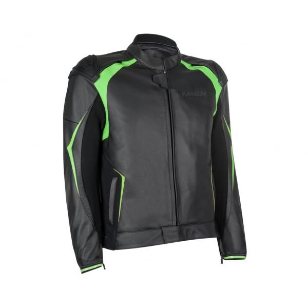 Kawasaki Highline Tourer Leather Jacket