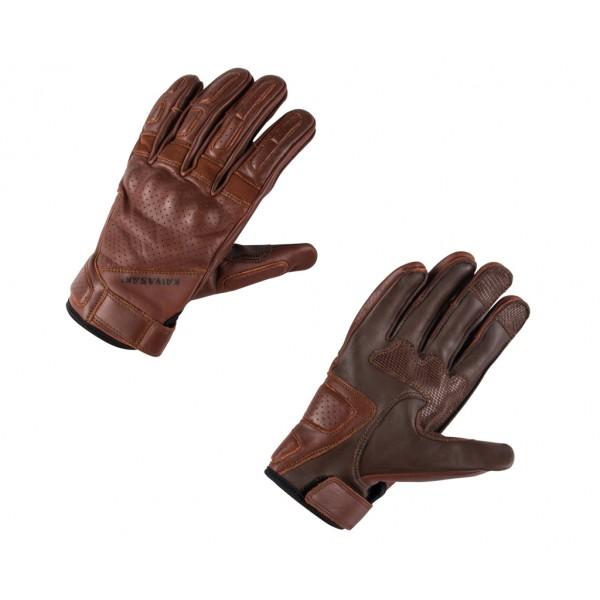 Kawasaki Rs Leather Gloves