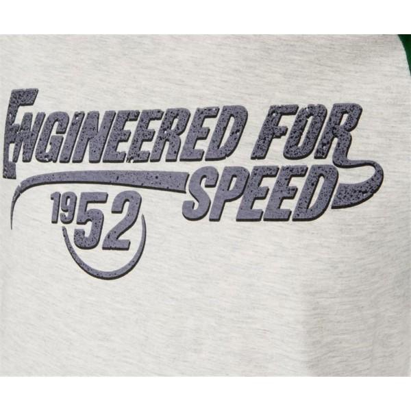 Kawasaki Engineered For Speed T-Shirt Short Sleeves