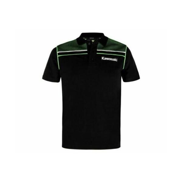 Kawasaki Sports Polo Short Sleeves
