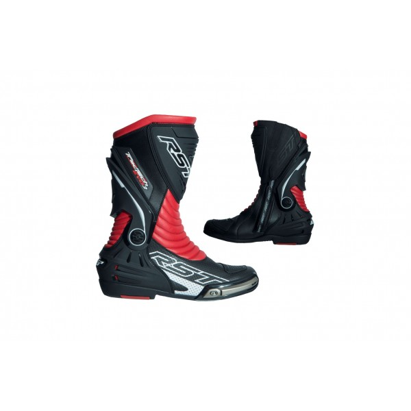 RST Tractech Evo Iii Sport Mens Boot Black & Red