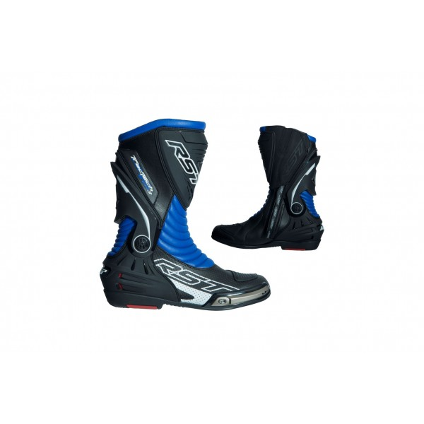 RST Tractech Evo Iii Sport Mens Boot Black & Blue