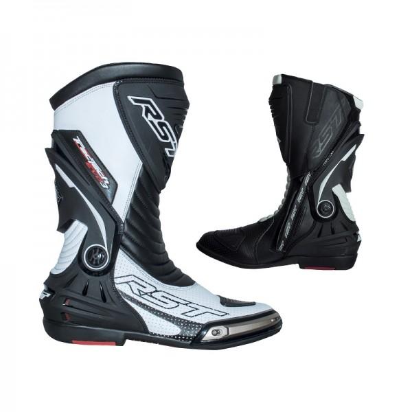 RST Tractech Evo Iii Sport Mens Boot White & Black