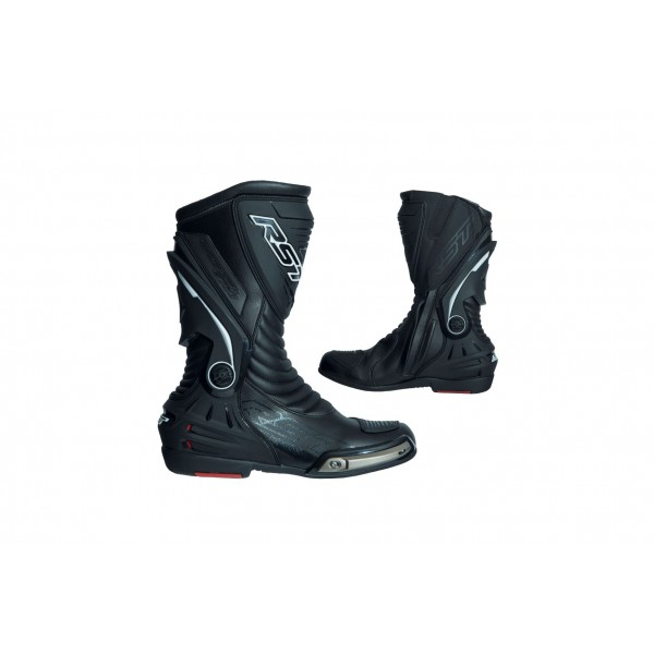 RST Tractech Evo Iii Sport Mens Waterproof Boot Black & Black