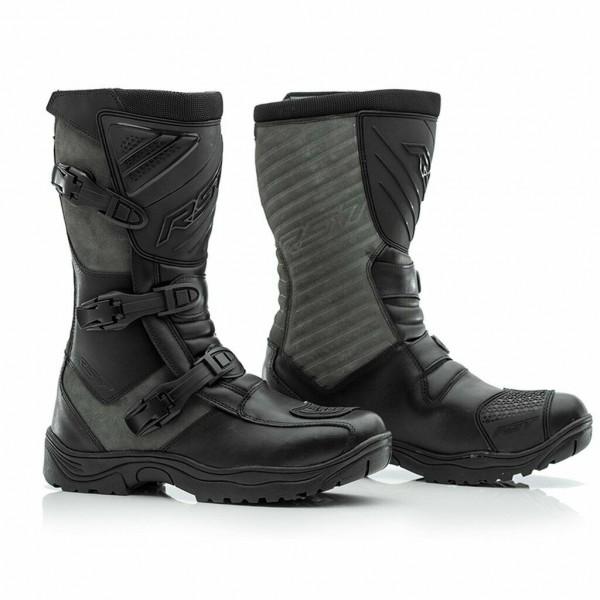 RST Raid Mens Boot Black & Grey