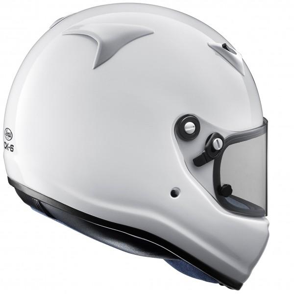 ARAI Ck-6 (Cmr Approved) White