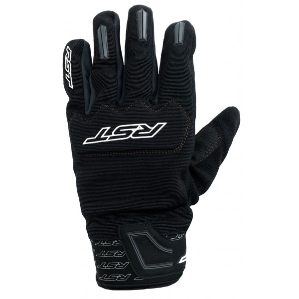 RST Rider Mens Glove Black & Black