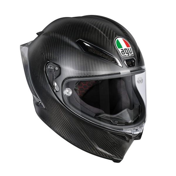 AGV Pista Gp-R Carbon Matt Black