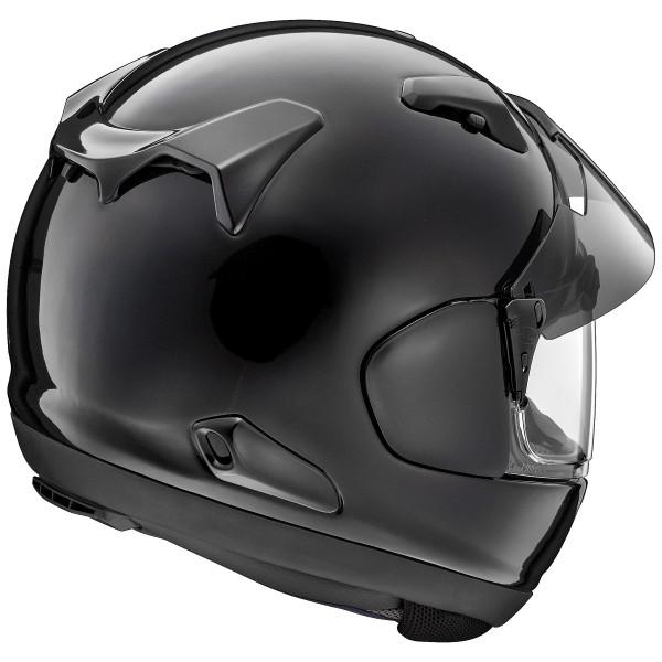 ARAI Qv Pro Solid Diamond Black