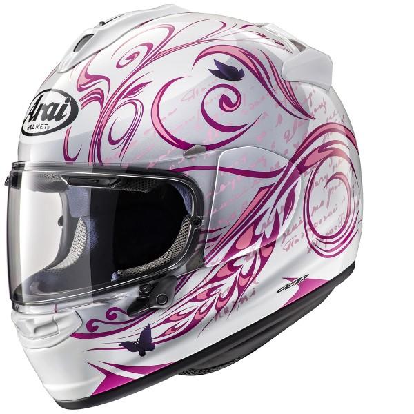 ARAI Chaser X Style Pink