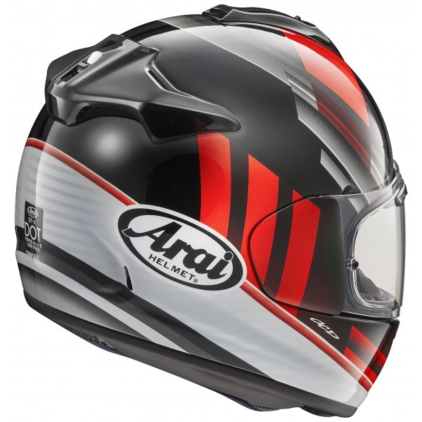 ARAI Chaser X Fence Red