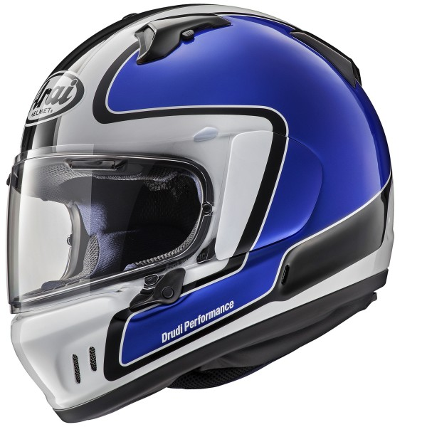 ARAI Renegade-V Outline Blue