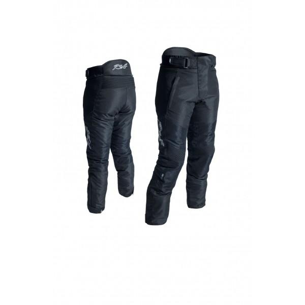RST Gemma Ii Vented Ladies Textile Jean Black & Black