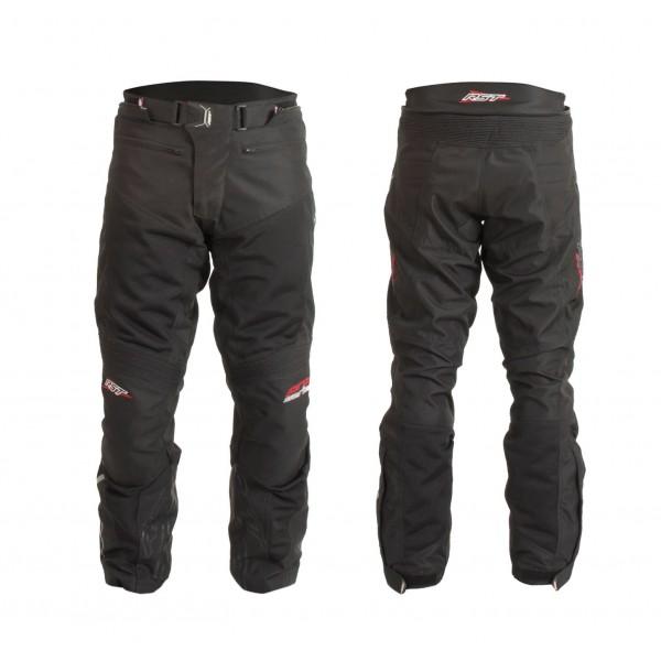RST Pro Series Paragon V Short Leg Men Textile Jean Black & Black