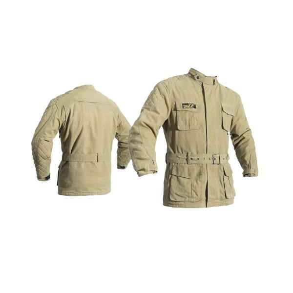 RST Classic Tt Wax 3/4 Ii Mens Textile Jacket Sand