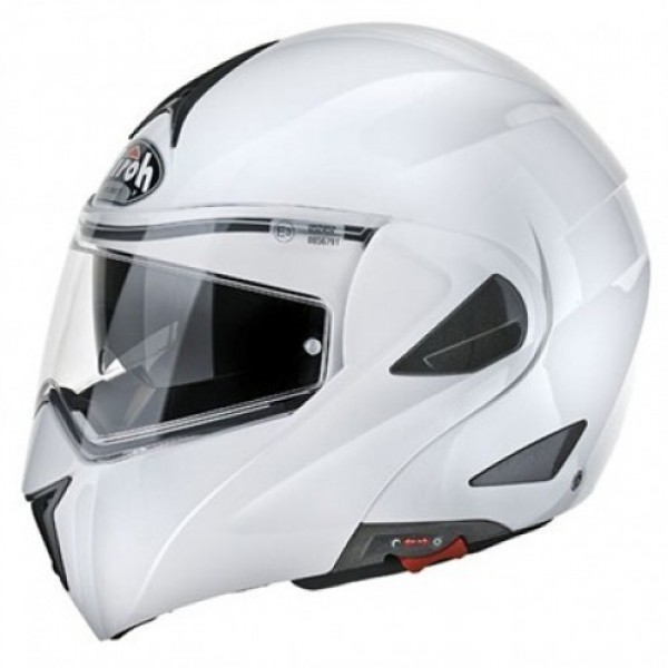 Airoh Miro Flip Front Helmet White