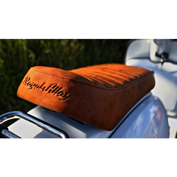 Royal Alloy GT 125/200 Brown Seat