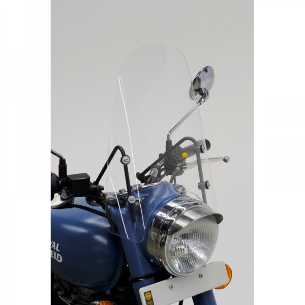 Royal Enfield Classic And Bullet Clear Screen