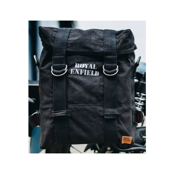 Royal Enfield Classic Military Panniers Available Jan 2019