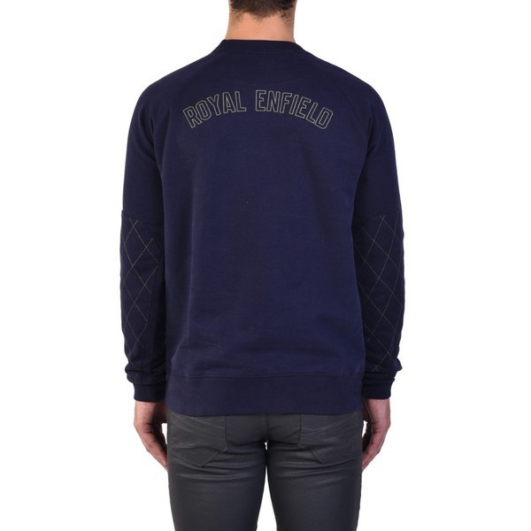 Royal Enfield Bullet Sweater Blue