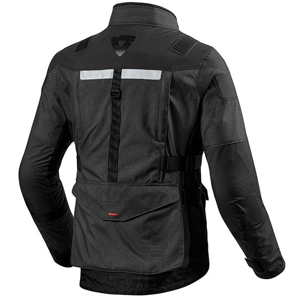 Rev'it Sand 3 Textile Jacket - Black