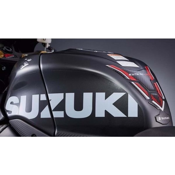Suzuki GSX-R1000 Fuel Tank Protection Foil  Clear