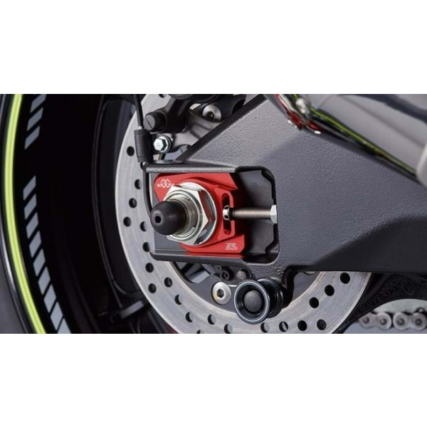 Suzuki GSX-R1000R Chain Adjuster Set