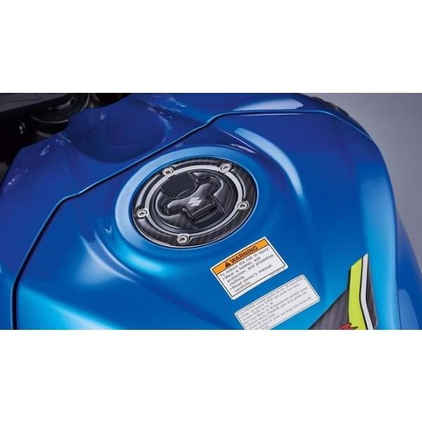 Suzuki GSX-R1000R Fuel Cap Protection Sticker  Carbon Look