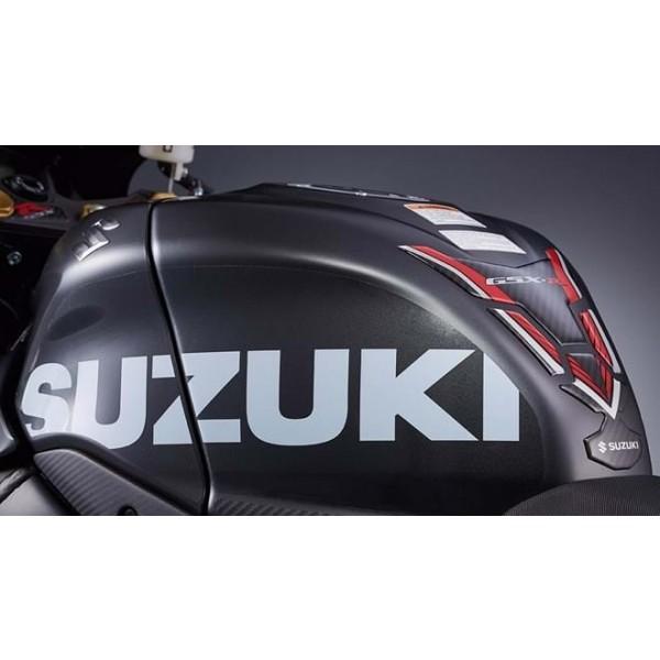 Suzuki GSX-R1000R Fuel Tank Protection Foil  Clear