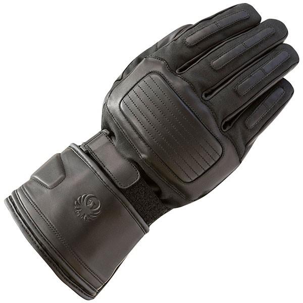 Merlin Croxton Mixed Gloves - Black