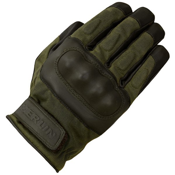 Merlin Ranton Mixed Gloves Brown