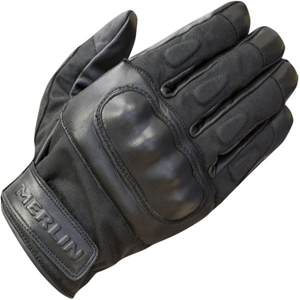 Merlin Ranton Mixed Gloves - Black