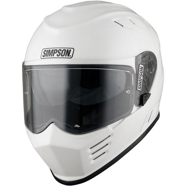 Simpson Venom Solid - Gloss White