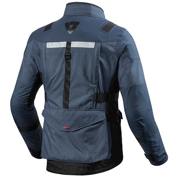 Rev'it Sand 3 Textile Jacket - Dark Blue / Black
