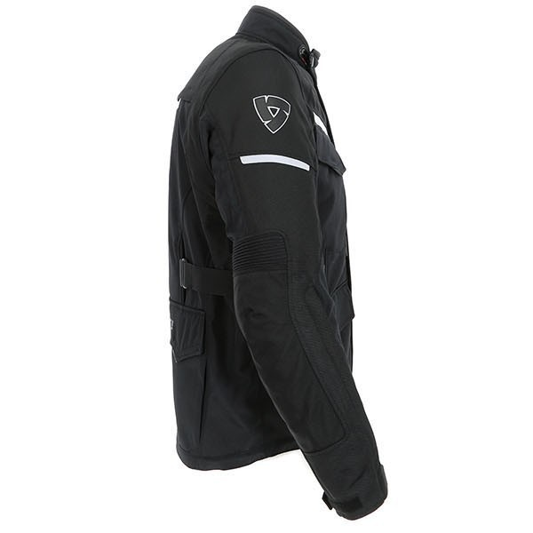 Rev'it Outback 2 Textile Jacket - Black
